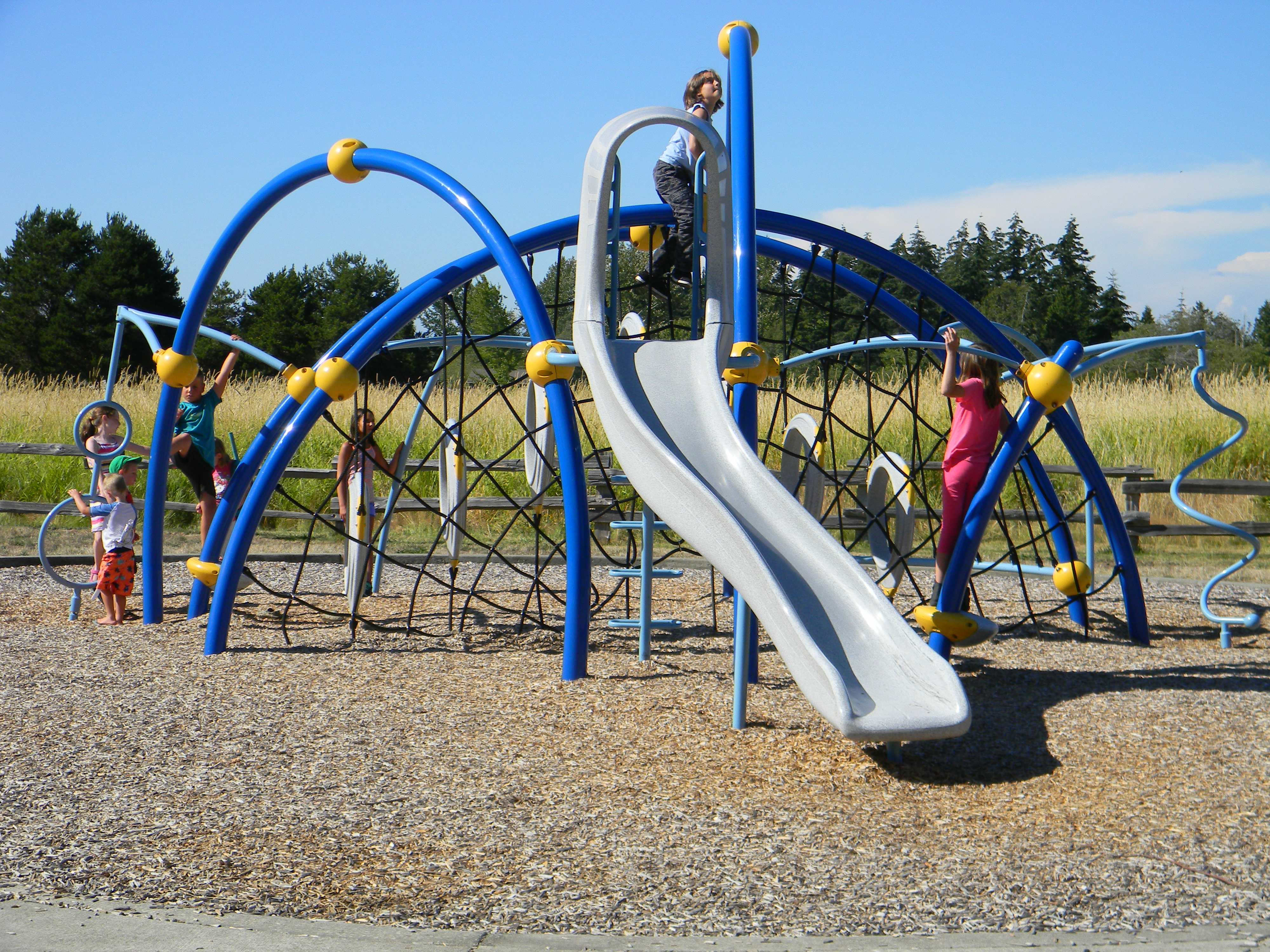 Bay Horizon Park Playground