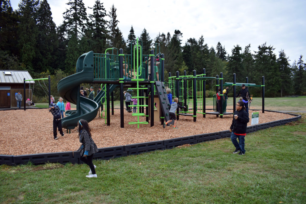 Birch Bay State Park Playground, installed 2017.