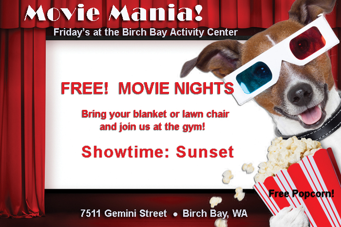 FREE Movie Nights